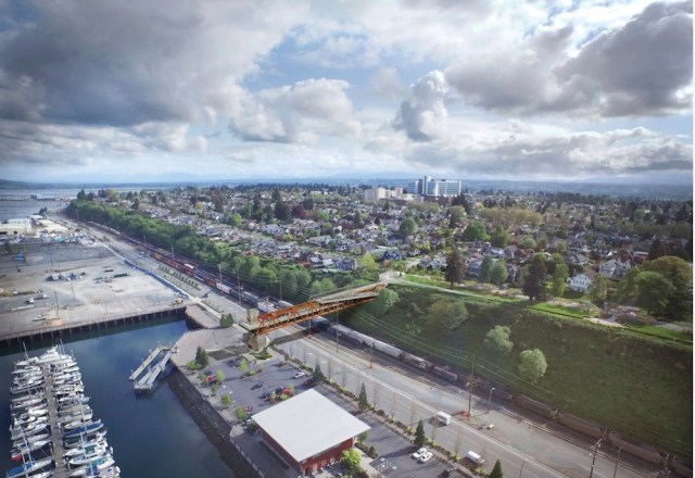 Seattle, LMN Architects, KPFF, McMillen Jacobs Associates, Stantec, Tres West Engineers, City of Everett Parks & Recreation