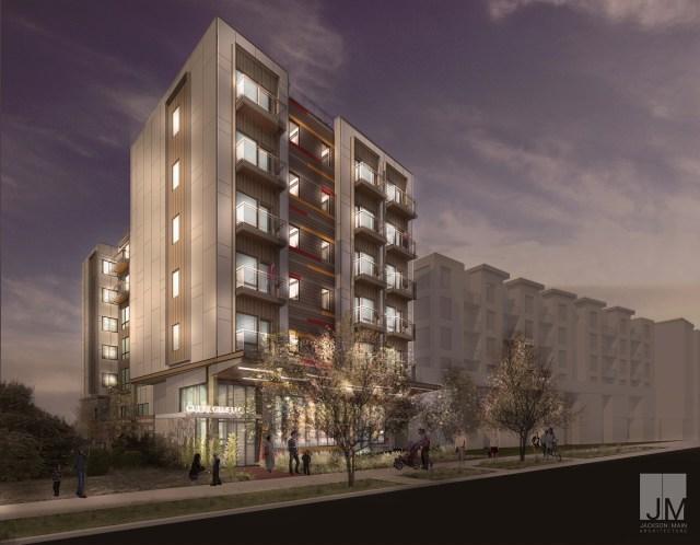 Cubix Othello, Seattle, Parkstone Properties, NexGen Housing Parners, Jackson   Main Architecture, Vancouver BC,, Othello Park, Cascades