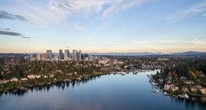 Seattle, Pinnacle International Group, Fortin Group, downtown Bellevue, King County records, Bosa Development, Vulcan Real Estate