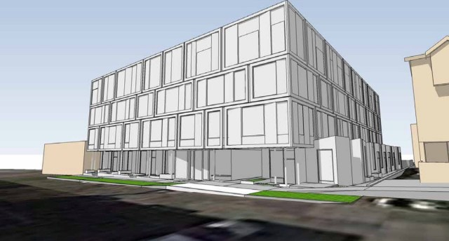 Seattle, Capitol Hill, Pine Tar, Revolve, Pine Street, East Design Review Board, commercial buildings, Master Use Permit,