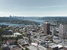 Seattle City Council, University District, Chicago, Austing, Core Spaces, Hartshorne Plunkard Architecture, GGLO, Core Spaces, AMC Theater, Trader Joe`s