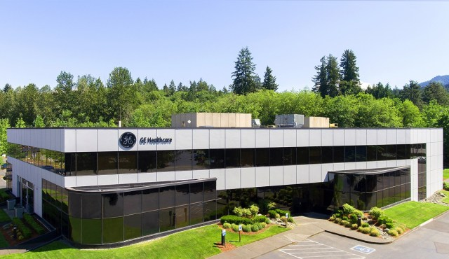 GE Healthcare Building, Issaquah, Redstone Group, British Columbia, Kidder Mathews, Lytle Enterprises, Bellevue, Seattle