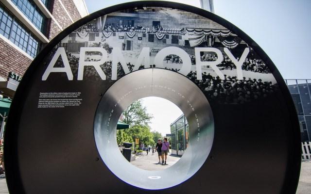 Washington National Guard Armory, Seattle, University of Washington, Interbay Public Advisory Committee, Washington Department of Commerce