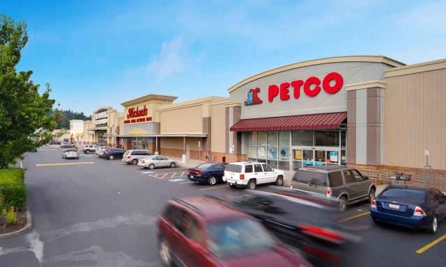 CBRE, Highlands REIT, National Retail Partners-West, Triangle Center, Longview, Winco Foods, Ross Dress for Less, Bed Bath & Beyond, Michaels, Petco