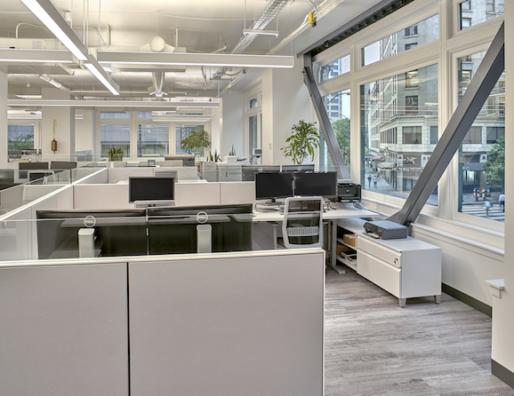 Urban Renaissance Group, Seattle, NAIOP, IA Interior Architects, Touchstone, Joshua Green Building, Bellevue, Denver, Portland