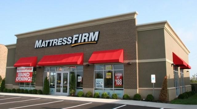Mattress Firm, Texas, Wall Street, Petaluma, Sleep Train, Steinhoff International, Bruce Levy