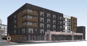 Seattle, Northgate, Grouparchitect, LA Studio, Goodman Real Estate, Menlo Park, Lane Partners, Northeast Design Review Board