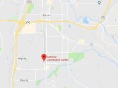 Seattle, Deutsche Asset & Wealth Management, Safeway, distribution center, Auburn, King County, Idaho, Interstate-5, Washington State Route