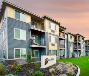 Marcus & Millichap, Richland, Seattle, The Ufkes Group, Columbia apartments, Columbia Point Golf Course,