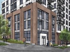 Yesler Terrace, Vulcan Real Estate, Encore Architects, Seattle, Design Review Board, Boren Avenue, East Yesler Way