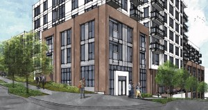 Yesler Terrace, Vulcan Real Estate, Encore Architects, Seattle, Design Review Board, Boren Avenue, East Yesler Way