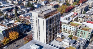 South Lake Union, Seattle, Amazon, Tarragon, Weinstein A+U, Museum of History and Industry, West Design Review Board, 701 Valley St.