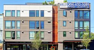 Mark Holdings, Mack Real Estate Group, Fremont, Wallingford, HTS Wally, Weber Thompson, MRJ Contractors, Lake Union Partners, University of Washington