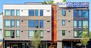 Seattle, M&P Partnership, Wally Apartments, Wallingford, Living Building Challenge pilot, Fremont, South lake Union, Weber Thompson