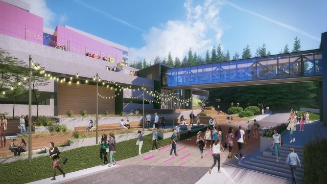 T-Mobile, Bellevue, Canyon Point, Bothell, Gensler, Factoria, Sunset Corporate Campus,