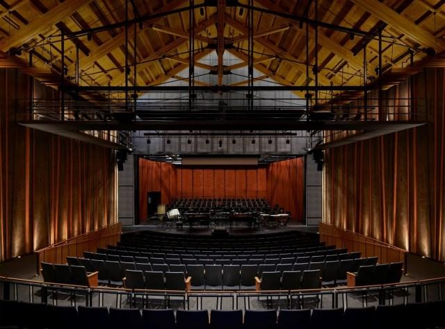 Seattle, Vashon Island, Puget Sound, Vashon Center of the Arts, LMN Architects, Blue Heron Arts Center, Pacific Northwest