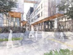 University of Washington, Seattle, Pacific Northwest, Landmark Properties, Ankrom Moisan Architects, U District