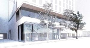 Masterworks Development Corp, Chase Bank, Seattle, Ankrom Moisan Architects, Motif Hotel,