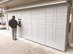 Package Concierge, Boston, automated locker solutions, Package Concierge Element Series
