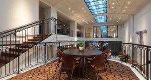 Seattle, Hotel Theodore, The Roosevelt Hotel, Provenance Hotels, Cushing Terrell, Susan Marinello Interiors, David Hill Design