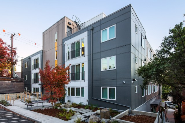 Mt. Baker Housing, Seattle, Rafn Company, ARC Architects, Beacon Development Group, National Equity Fund, Union Bank, Washington State Housing Finance Commission, Seattle Housing Authority, Seattle Office of Housing