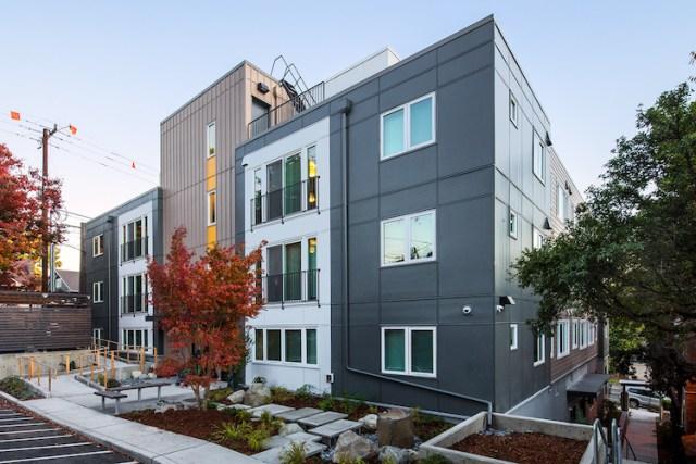 Mt. Baker Housing, Seattle, Rafn Company, ARC Architects, Beacon Development Group, National Equity Fund, Union Bank, Washington State Housing Finance Commission, Seattle Housing Authority, Seattle Office of Housing