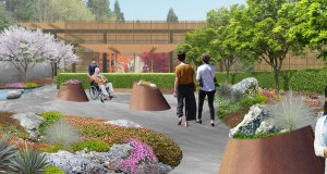 Portland, Pacific Northwest, Leach Botanical Garden, Olson Kunding Architects, Winterbrook Planning, Puget Sound, Johnson Creek, Pollinator Meadow, Southwest Garden