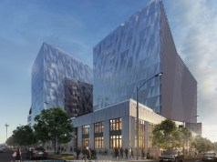 Seattle, The Seattle Times, Onni Group, Perkins+Will, West Design Review Board, Denny Way, Thomas St., Boren Ave., Fairview Ave.