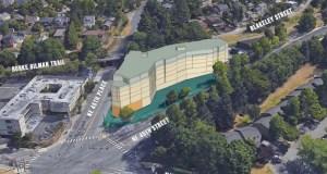 Seattle, Touchstone, University District, Touchstone, Fazio Associates, Link Light Rail Station, assisted living development