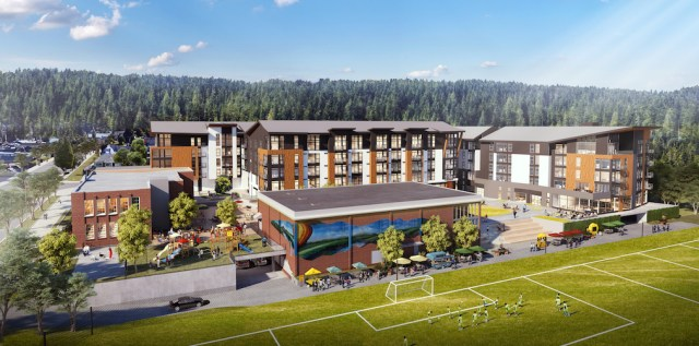 MainStreet Property Group, HAL Real Estate, Woodinville, GenCap Construction Corp, GGLO, First Western Properties, Insite Property Solutions