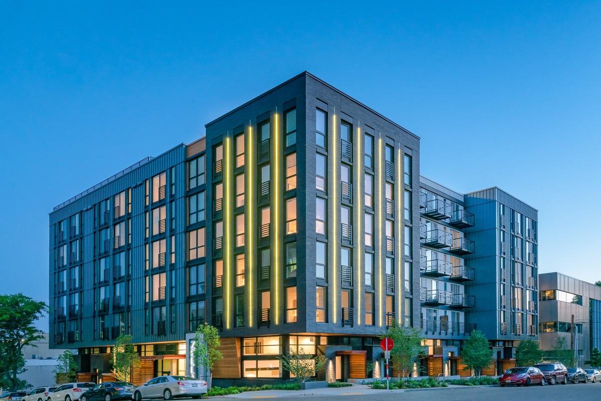 Pastakia + Associates Launches Zella Apartments, New Seven-Story