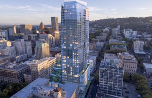 Mosaic Real Estate Investors, BPM Real Estate Group, Portland, Ritz Carlton Hotel, George Smith Partners, GBD Architects, HKS, PLACE