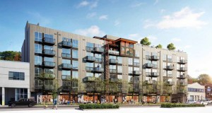 Seattle, University District, RYAN, Runberg Architecture Group, Northeast Design Review Board, Union Bay Place Apartments