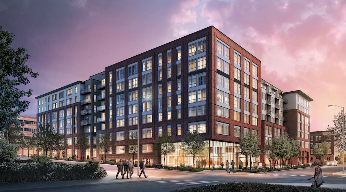Allresco alliance residential places 400-unit 'broadstone first hill