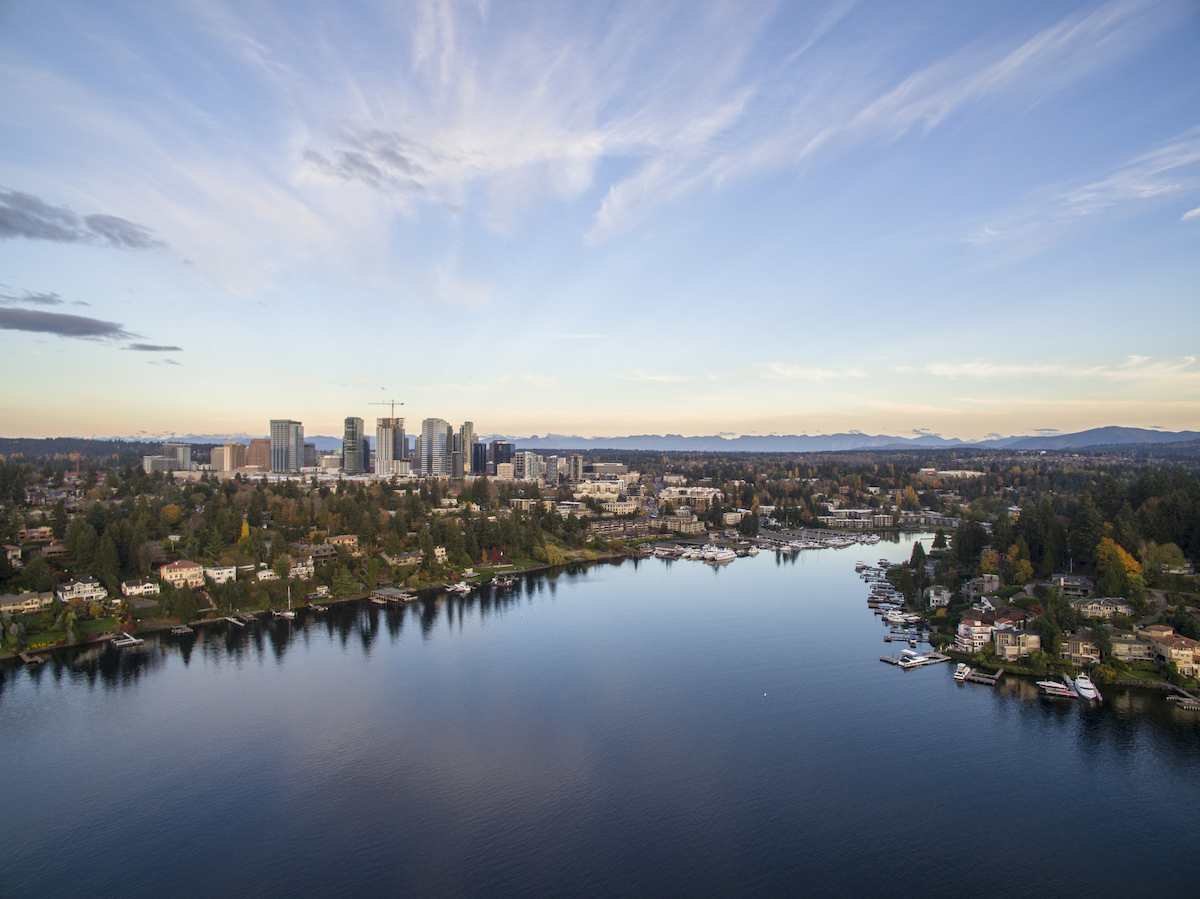 The Facts About Bellevue Washington Uncovered