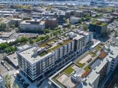 Valdok, Ballard, Seattle, Clark Barnes Architecture, Robin Chell Design, Lennar Multifamily Communities, Bergen Place Park, Nordic Museum