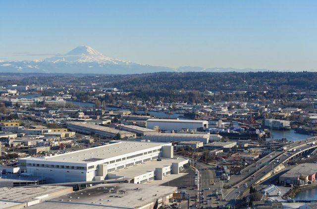 Prologis, Amazon, Georgetown Crossroads, Seattle, Kidder Mathews, Avenue 55, Track 6, Joe Blattner