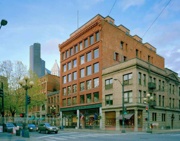 Historic Seattle Quilt Building Trades for $13 6MM - The