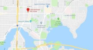 Seattle, KeyBank, University District, University of Washington, Early Design Guidance, Jackson Main Architecture, Greystar