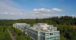 Kennedy Wilson Security Benefit Sunset North Bellevue Seattle Cain International Eldridge Industries East side commercial office