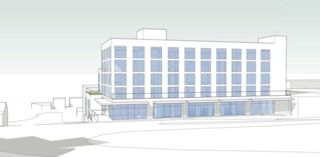 Small Efficiency Dwelling Units, Clark Barnes Architecture, Pryde Development, Colliers International, Valdok, Blue Birch, Elara, 80 Main