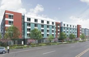 Bellwether Housing, Rainier Beach, SMR Architects, Fazio Associates Landscape Architects, Seattle Department of Transportation