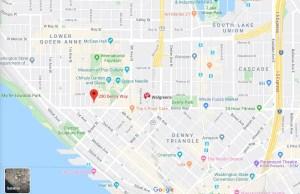 Seattle, Flatiron Properties, Pacific Science Center Foundation, Belltown, Early Design Guidance, Skanska, Ankrom Moisan, Denny Way