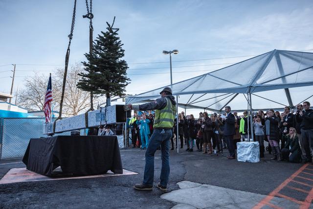GLY Construction, Overlake Medical Center, Seattle, Bellevue