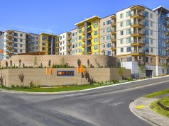 The Pacifica Puget Sound apartments Tacoma Kennedy Wilson Green Leaf Partners 4275 S Pine St. Joint Base Lewis McChord