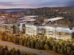 Seattle, Costco, MG2 Architects, Pickering Place, Issaquah, King County, development agreement, Pickering Trail, Issaquah Creek