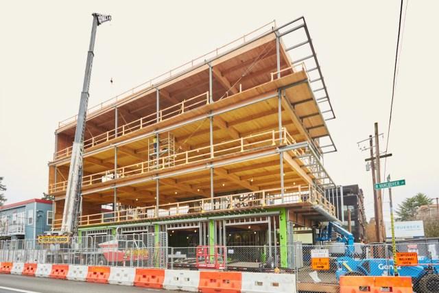Portland, Truebeck Arete Creative Office Development
