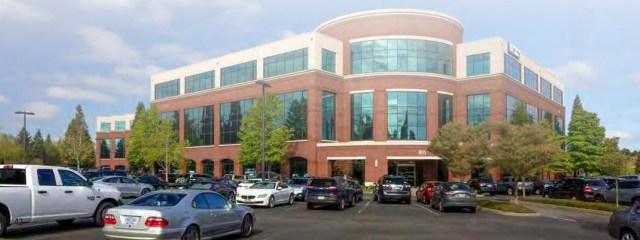 Newmark Knight Frank, Portland, Amberglen Business Center, Principal Real Estate Investors, PCCP, Talon Private Capital
