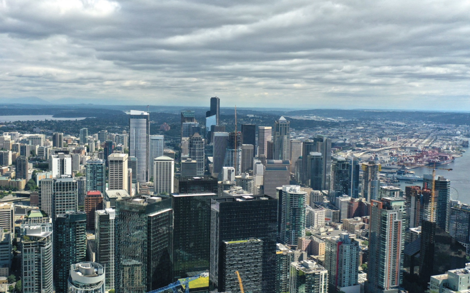 """Seattle is in """"Beast Mode"""": Downtown Seattle Association ..."""