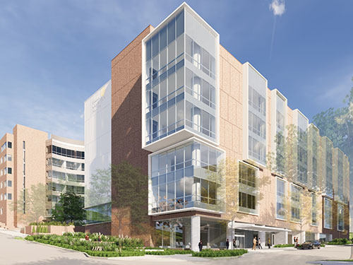 GLY Construction, Seattle Cancer Care Alliance, Seattle,